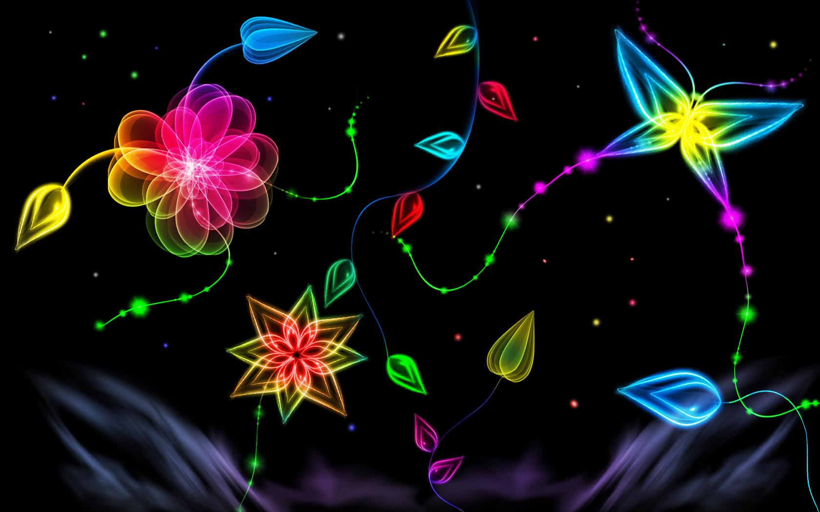 neon wallpaper A10