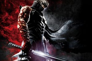 ninja gaiden wallpaper A3