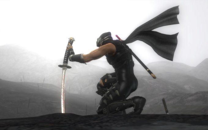 ninja wallpaper A5