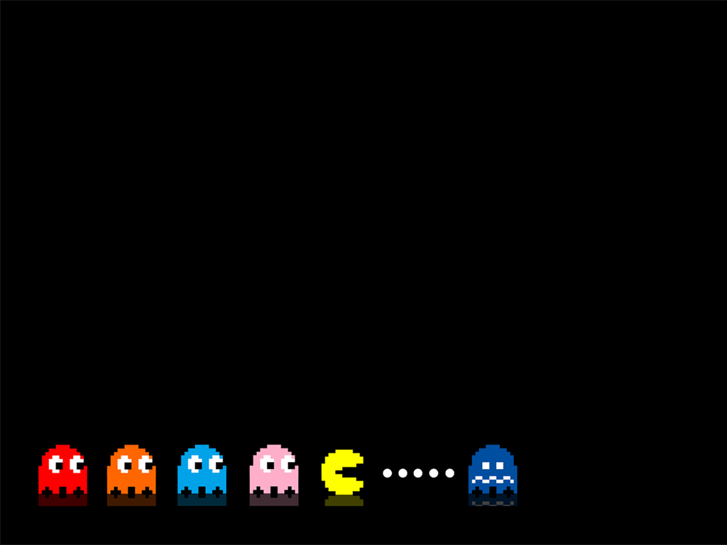pacman backgrounds