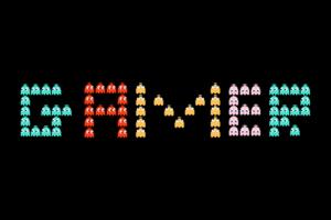 pacman desktop wallpaper