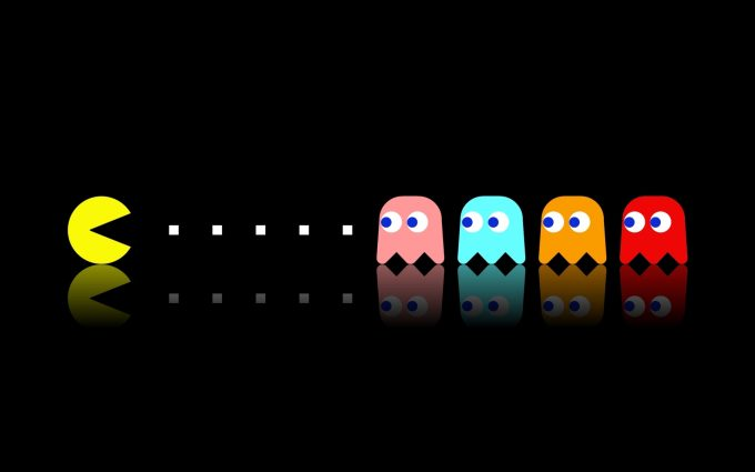 pictures of pac man