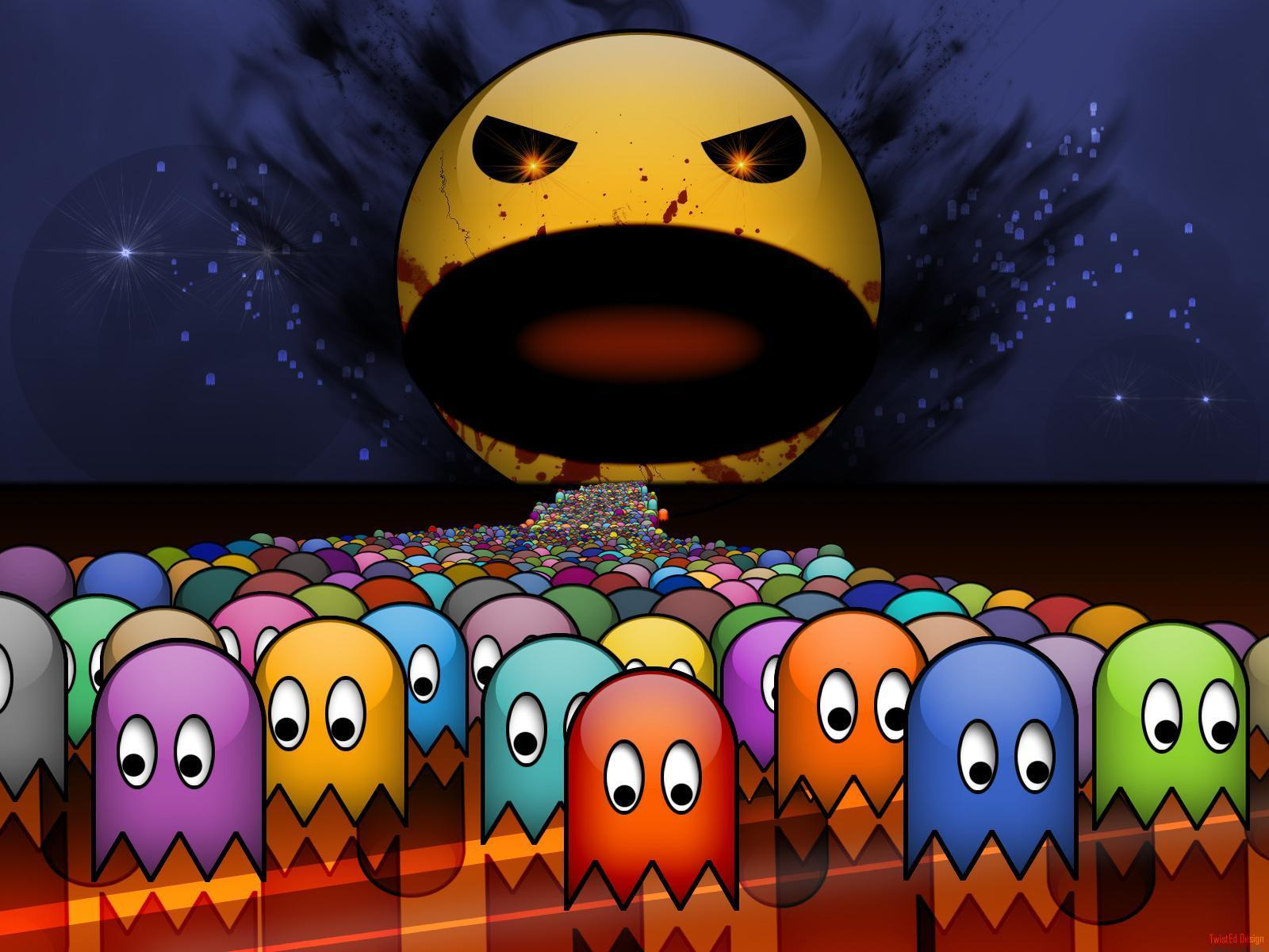 pictures of pacman