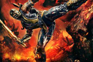 pictures of scorpion mortal kombat
