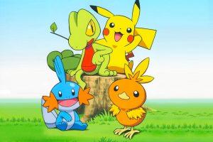 pokemon background