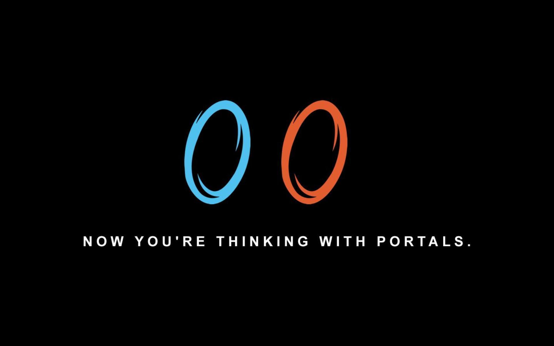 portal desktop background