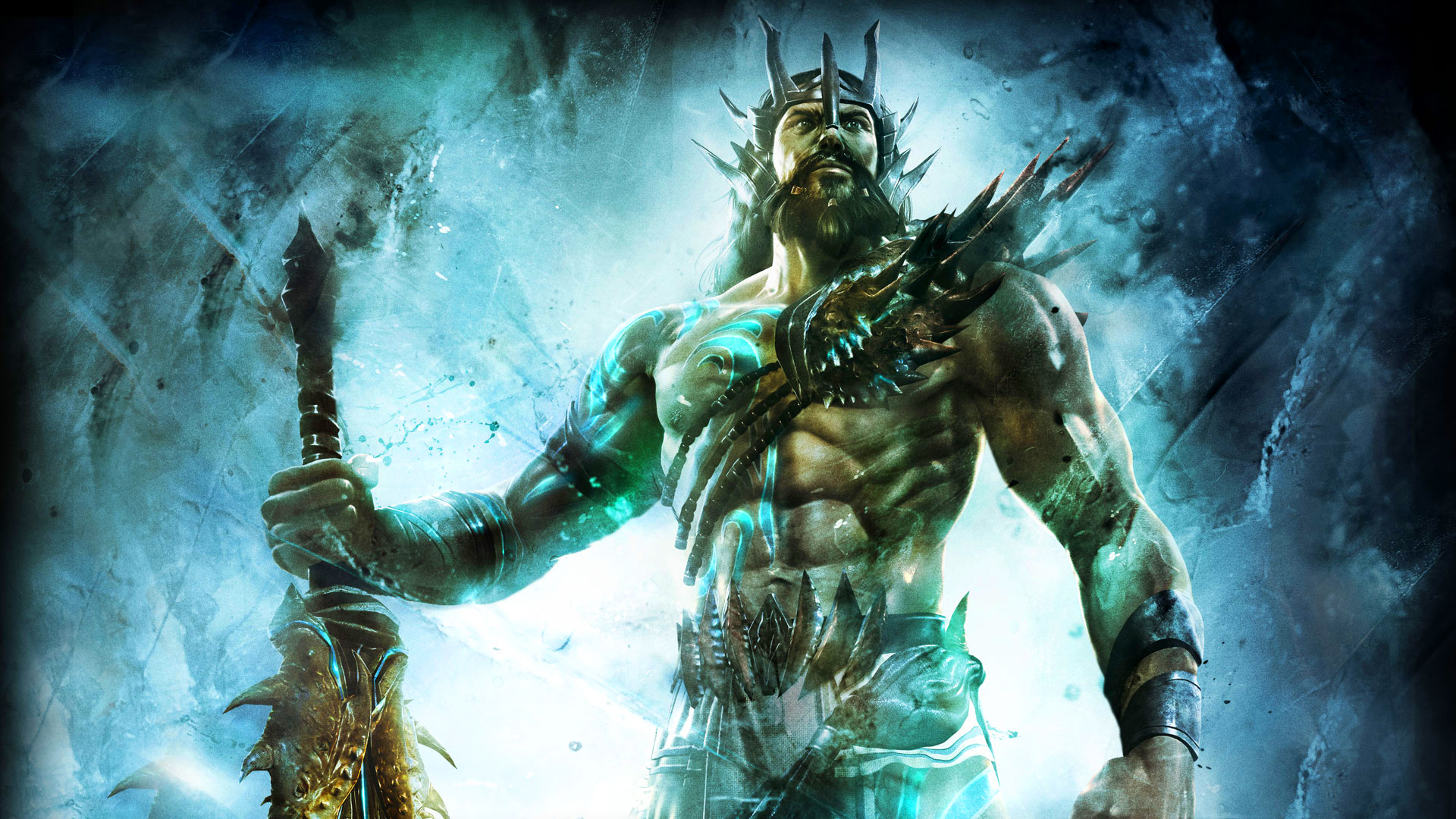 poseidon god of war