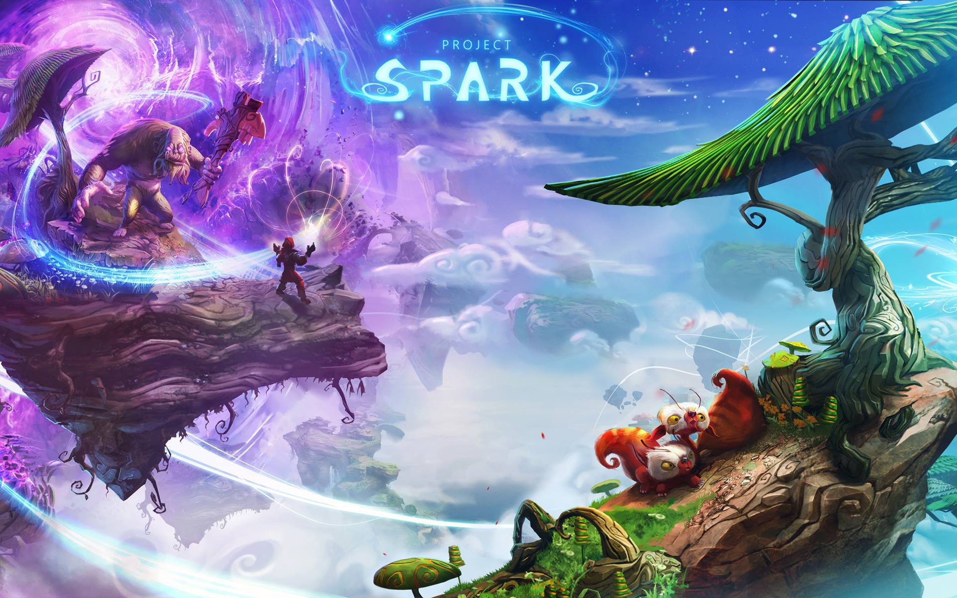 project spark games