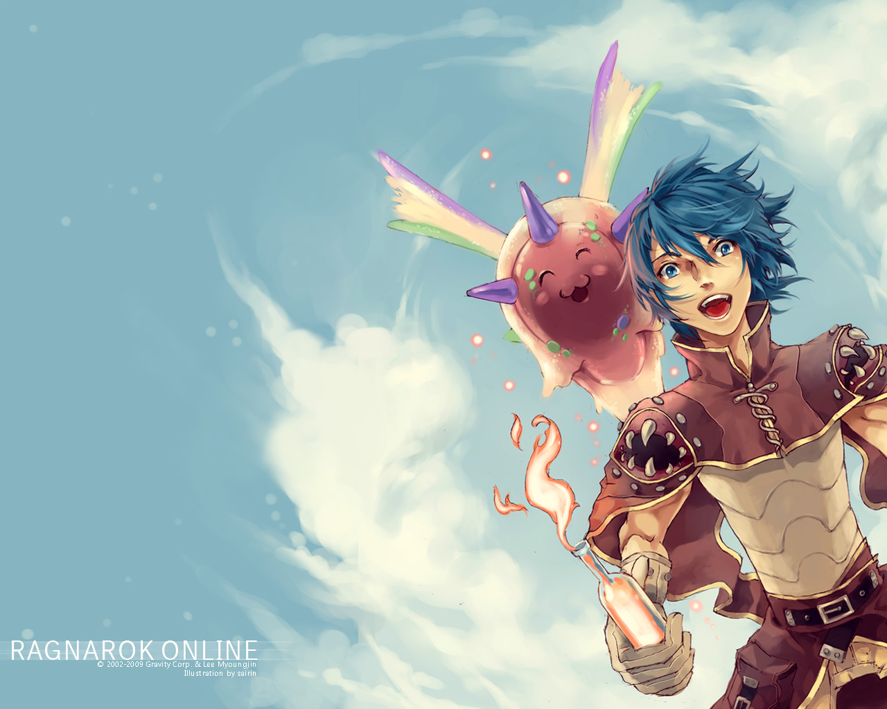 Ragnarok online alchemist hd desktop wallpapers 4k hd - Ragnarok wallpaper ...