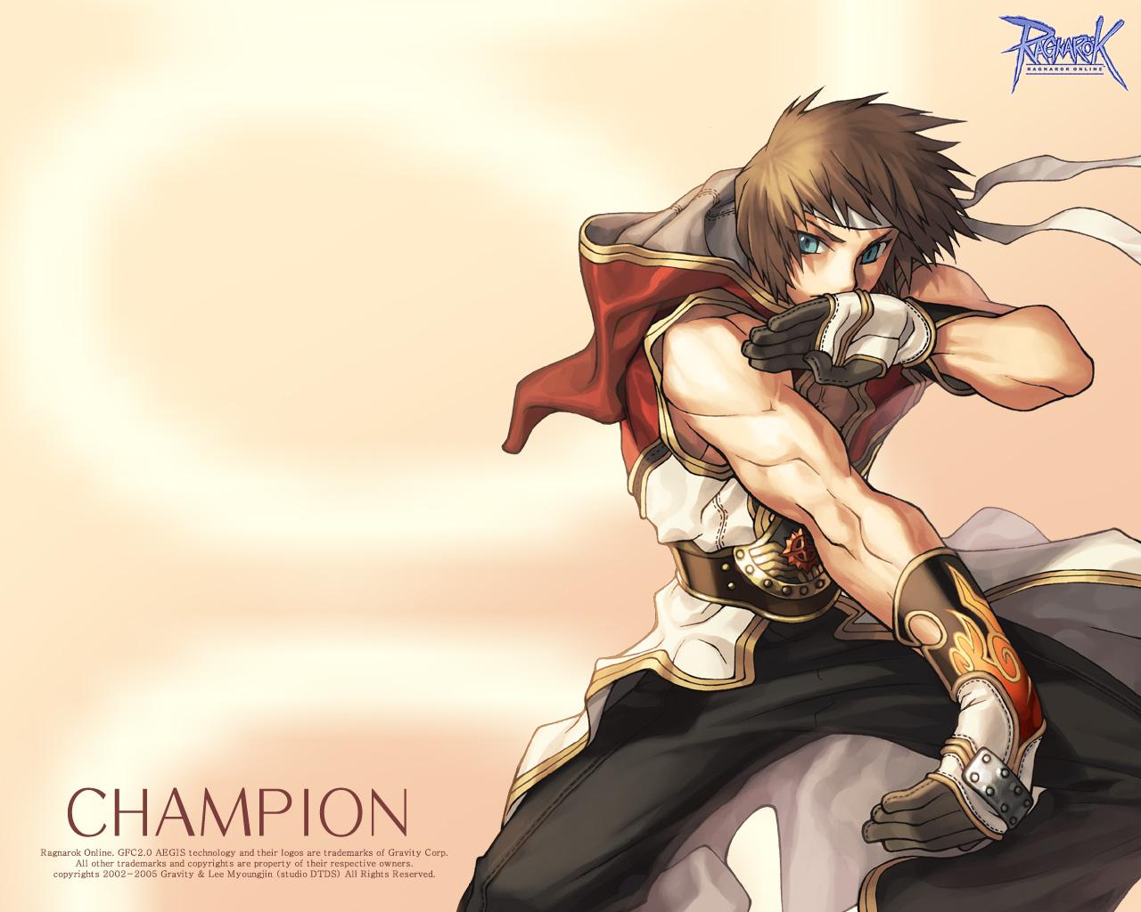 ragnarok online champion