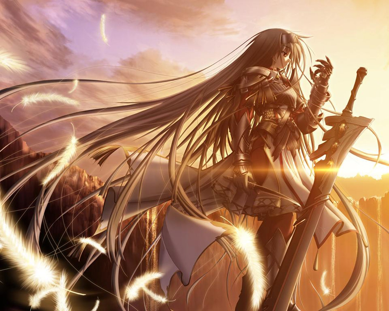 ragnarok online widescreen wallpaper