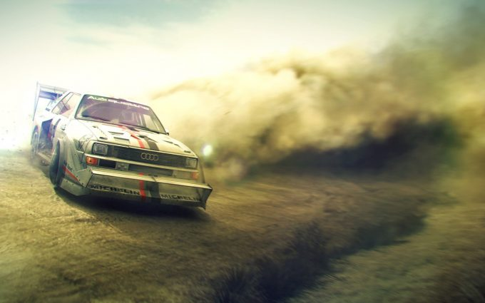 rally wallpaper