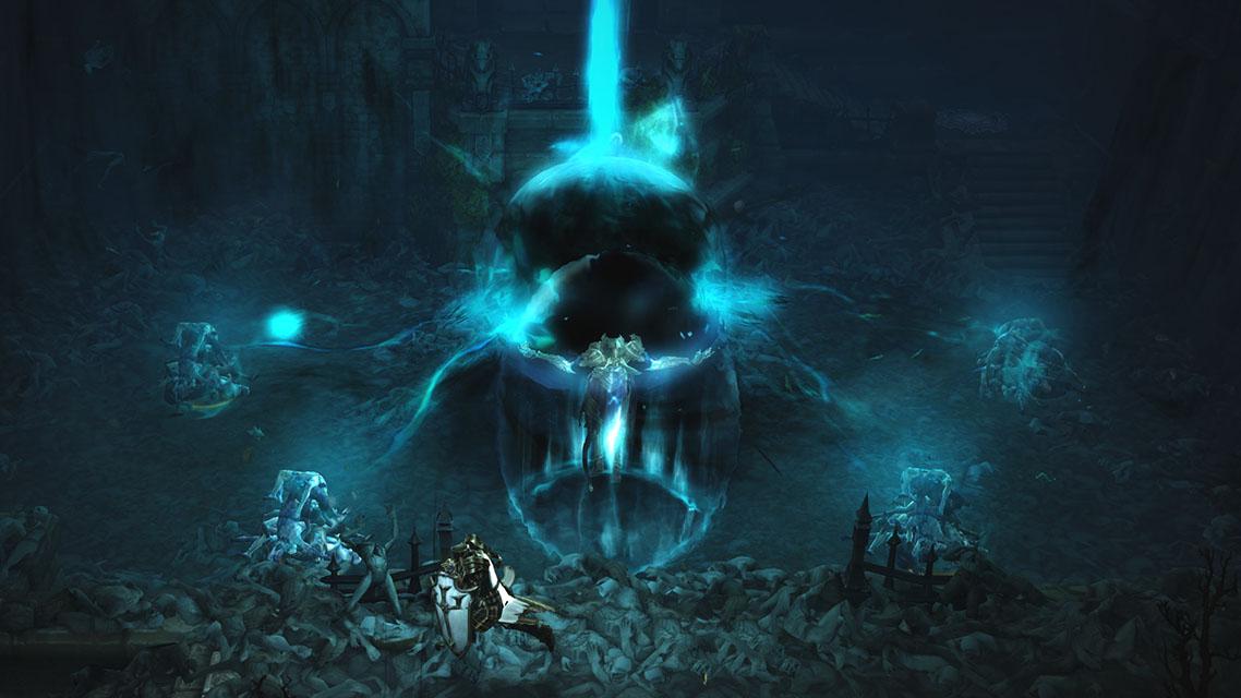 reaper of souls diablo