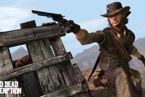 red dead redemption A1