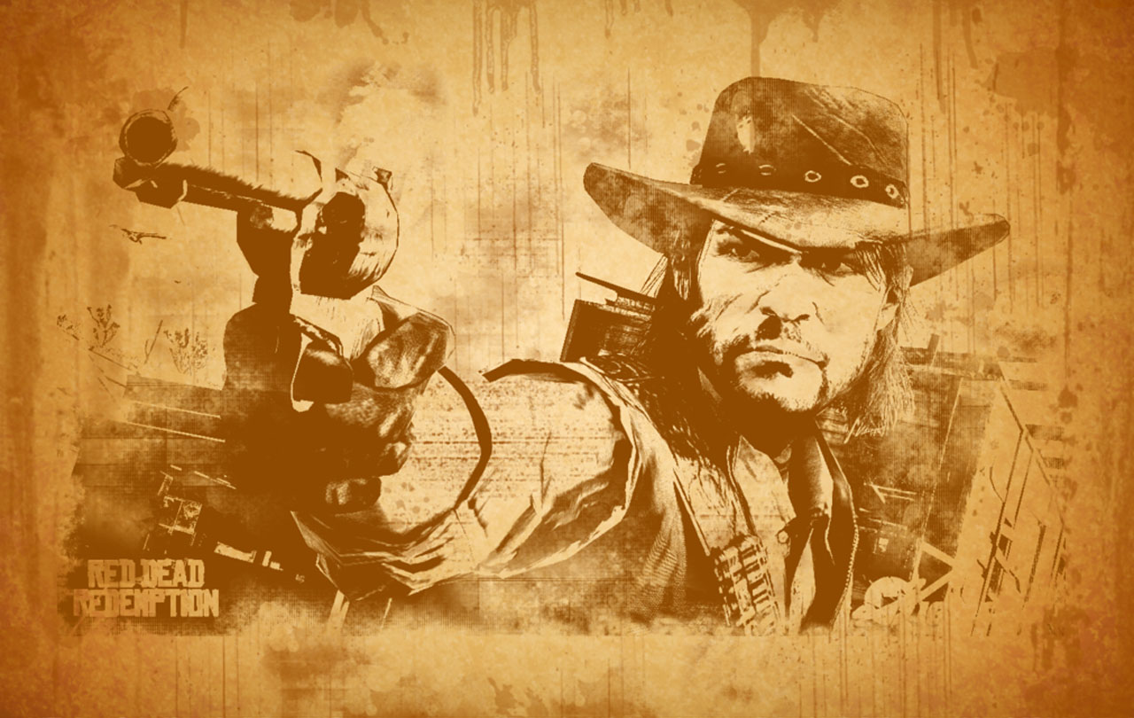 Red Dead Redemption Wallpaper Hd Desktop Wallpapers 4k Hd