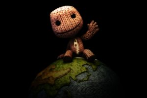sackboy wallpaper A3