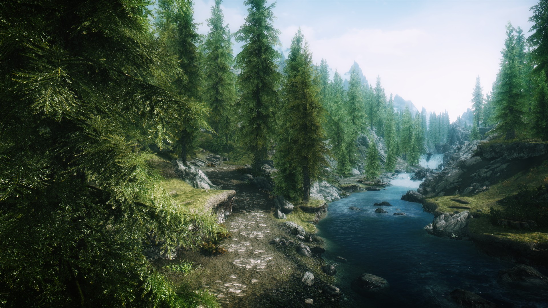 skyrim background A3