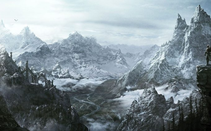 skyrim wallpaper hd