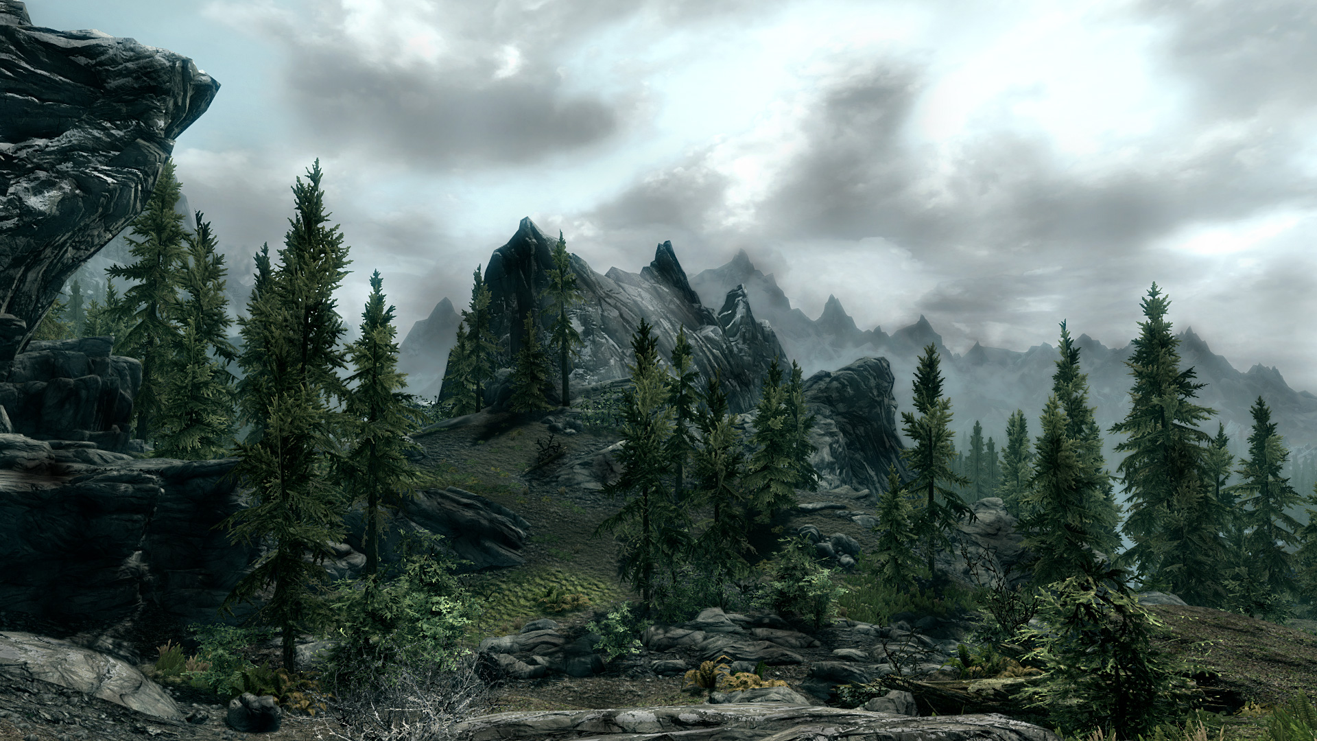 Skyrim Wallpapers A1