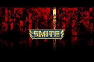 smite logo game