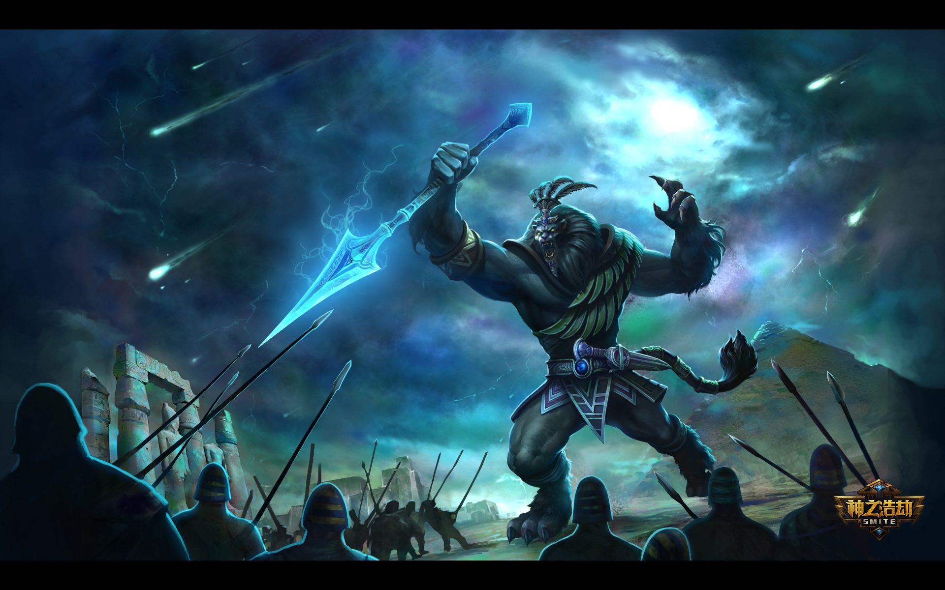smite wallpapers A1