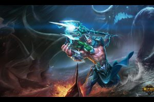 smite wallpapers backgrounds