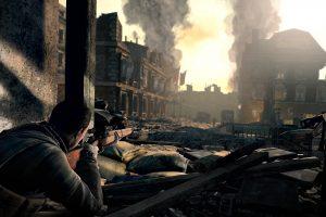 sniper elite wallpaper hd