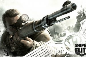 sniper elite wallpapers hd