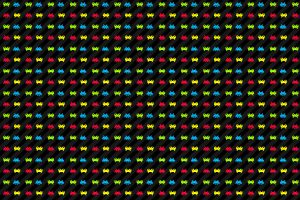 space invaders backgrounds