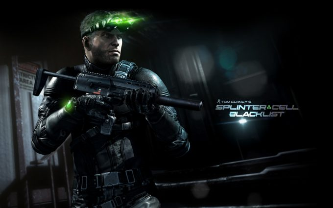 splinter cell A1