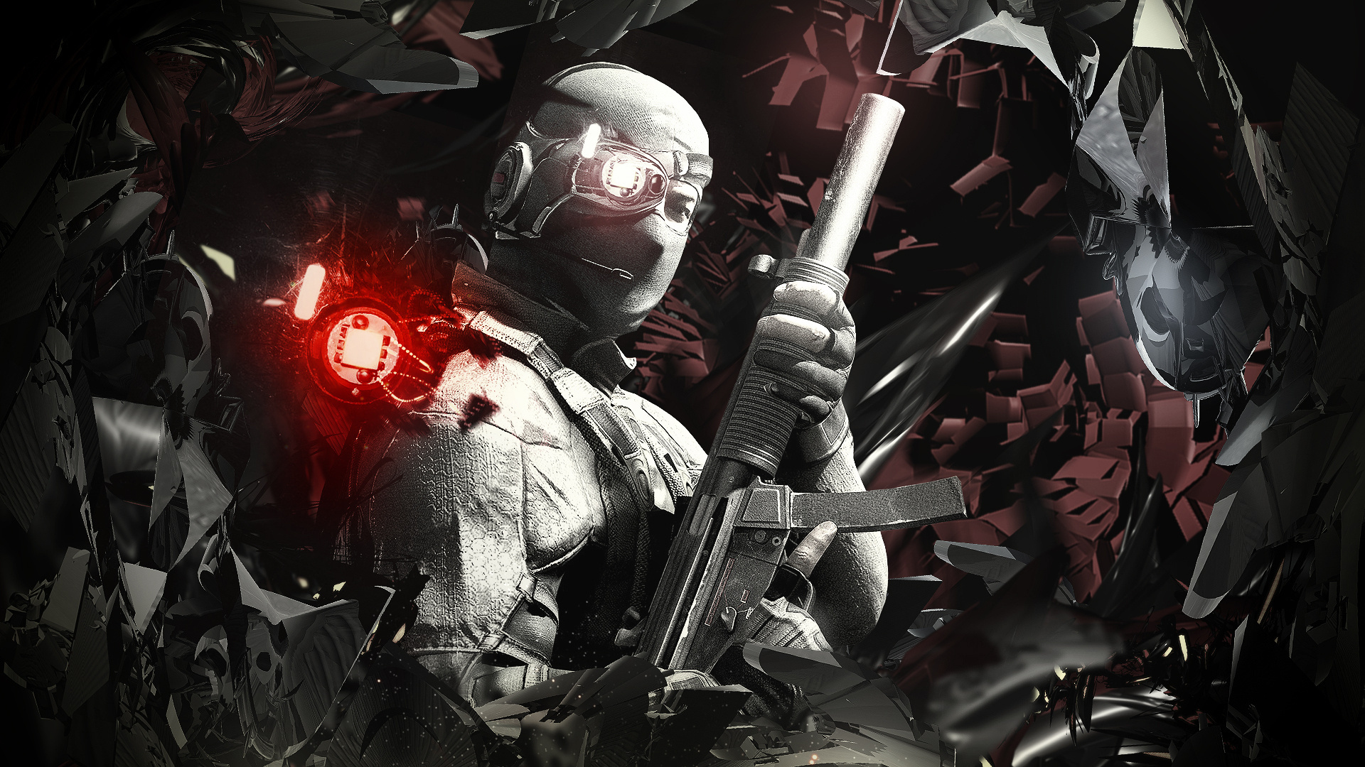 splinter cell blacklist wallpaper A3