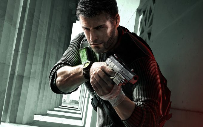 splinter cell chaos theory wallpaper