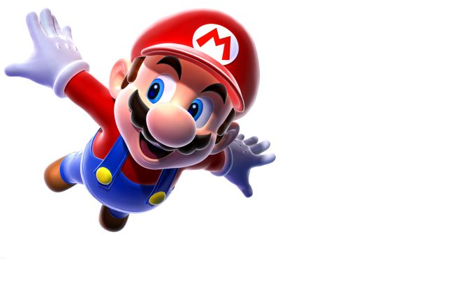 super mario wallpaper A3