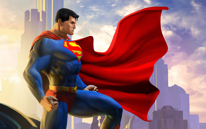 superman dc universe