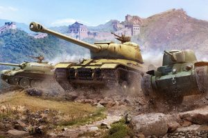 tank wallpaper A4