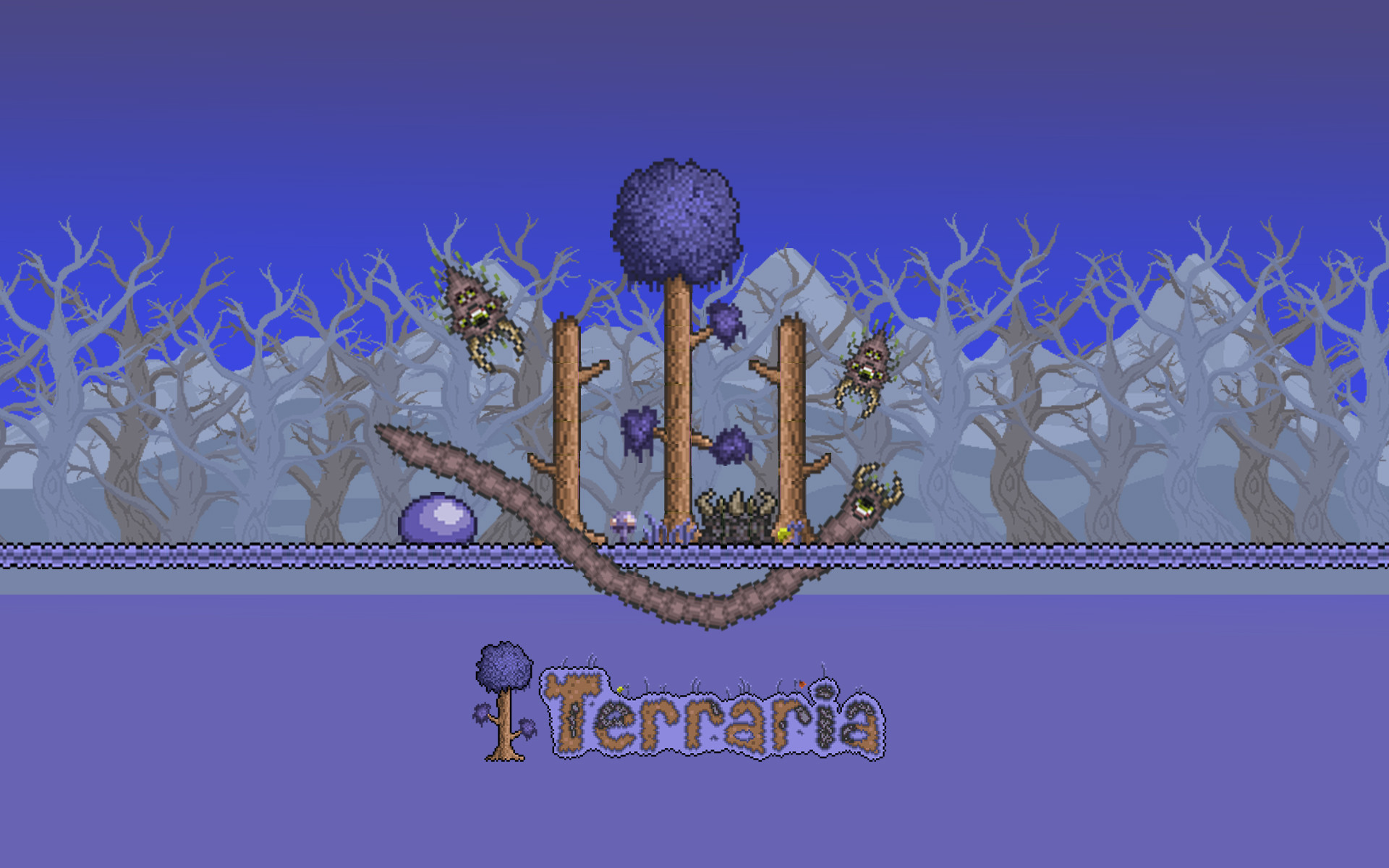 terraria backgrounds