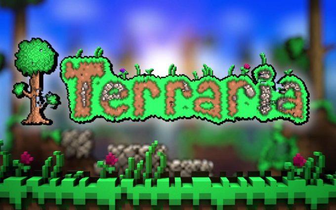 Terraria Game Hd Desktop Wallpapers 4k Hd