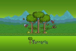 terraria wallpaper A1