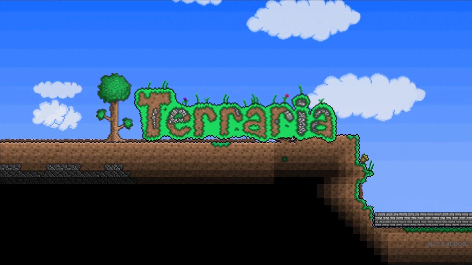 terraria wallpaper A3