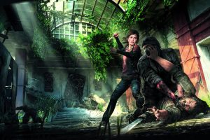 the last of us BACKGROUNDS