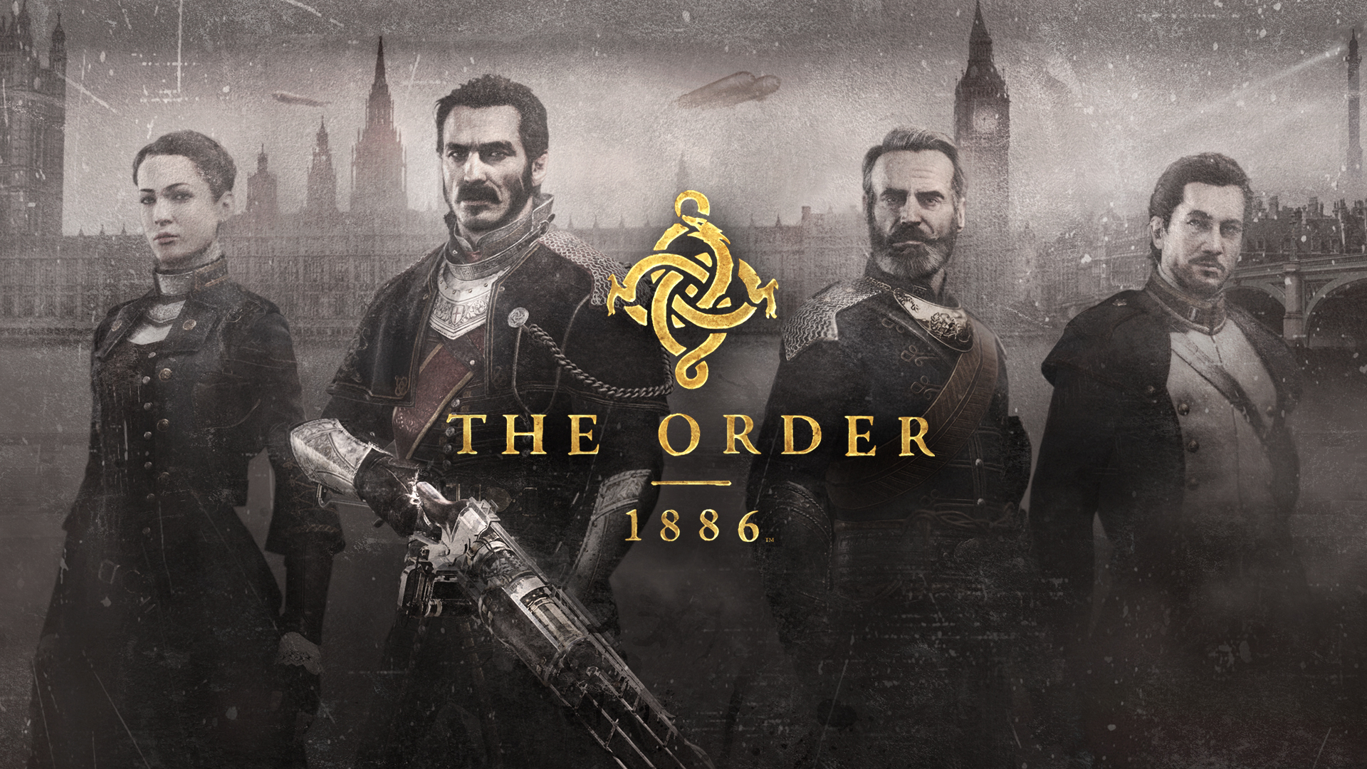 the order 1886 HD