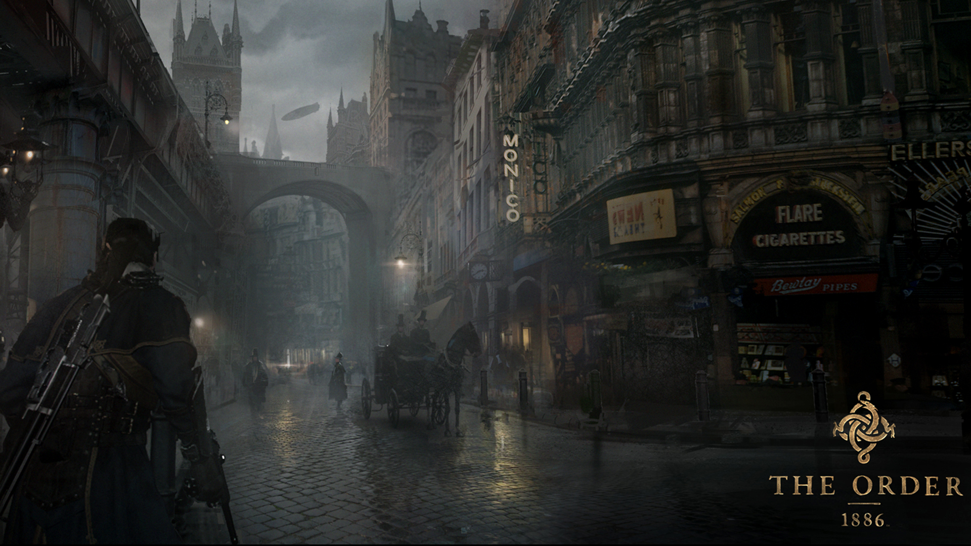 the order 1886 backgrounds