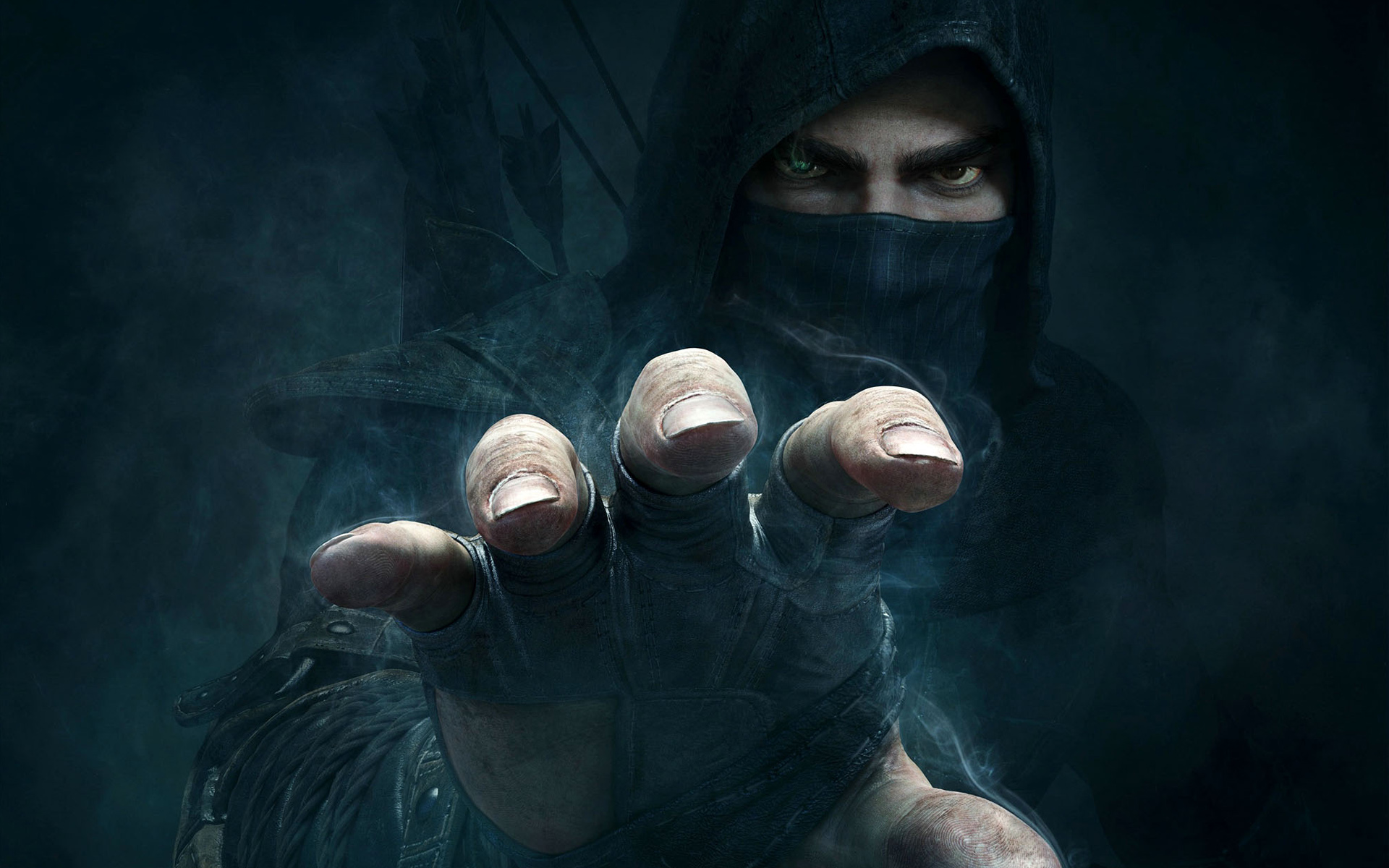 thief game wallpaper A1