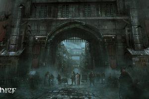 thief game wallpaper free