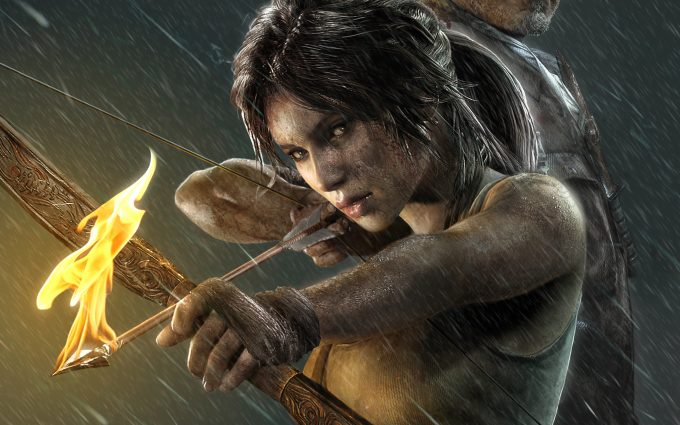 tomb raider game HD