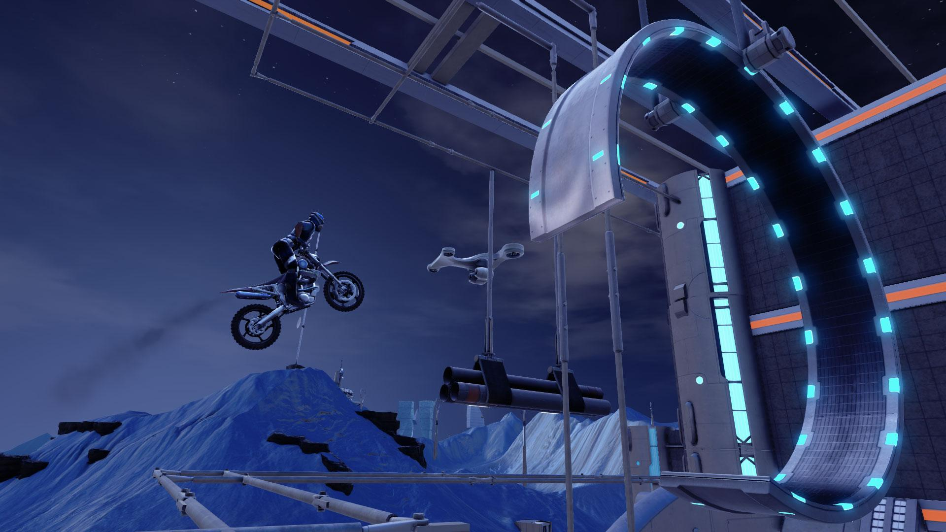 trials fusion wallpaper A1
