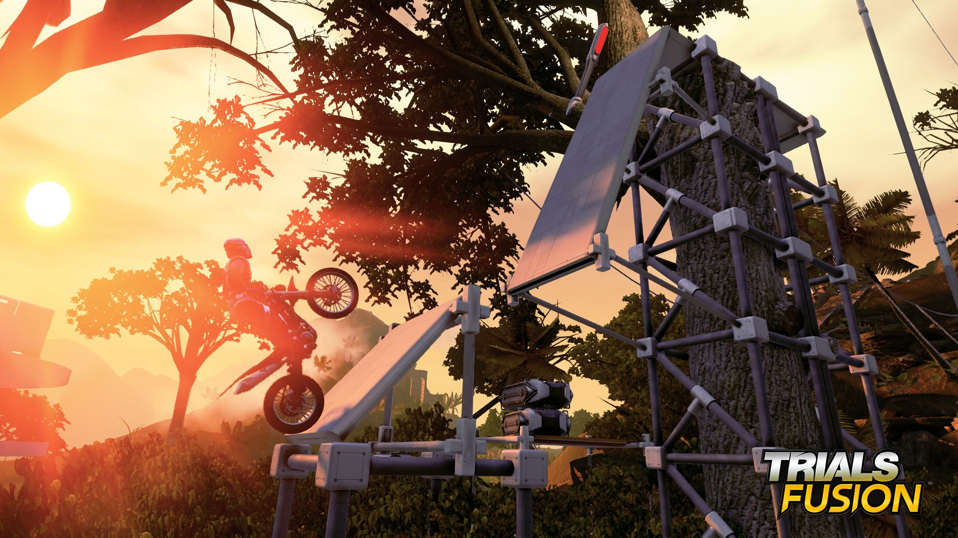 trials fusion wallpaper A4