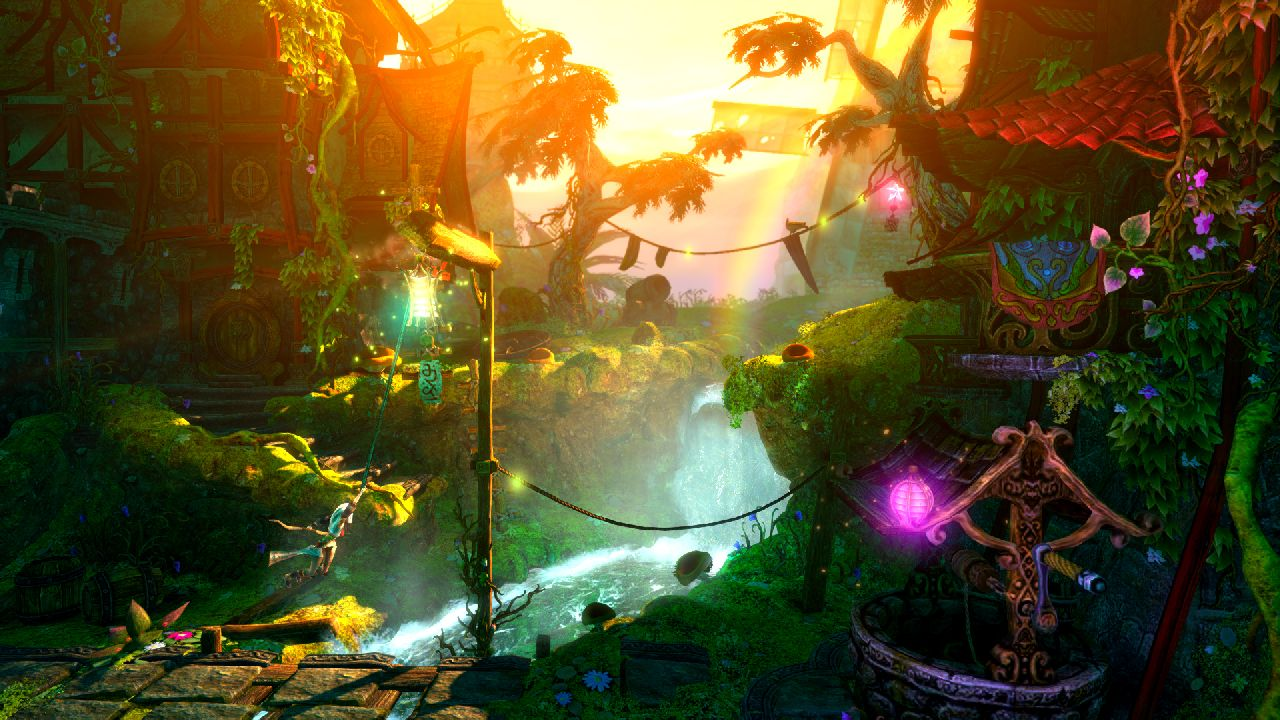 trine 2 backgrounds A5