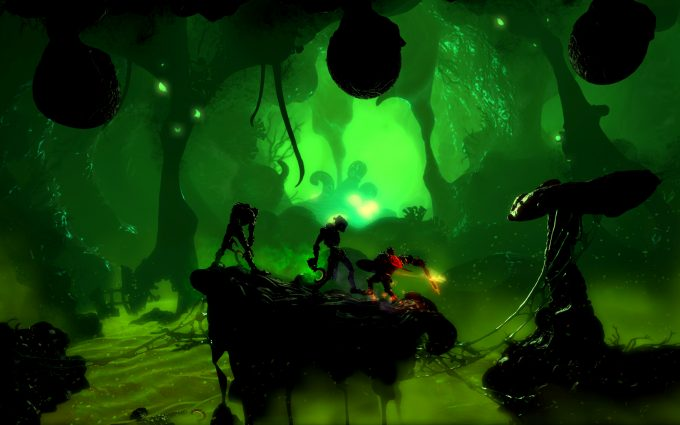 trine 2 pictures