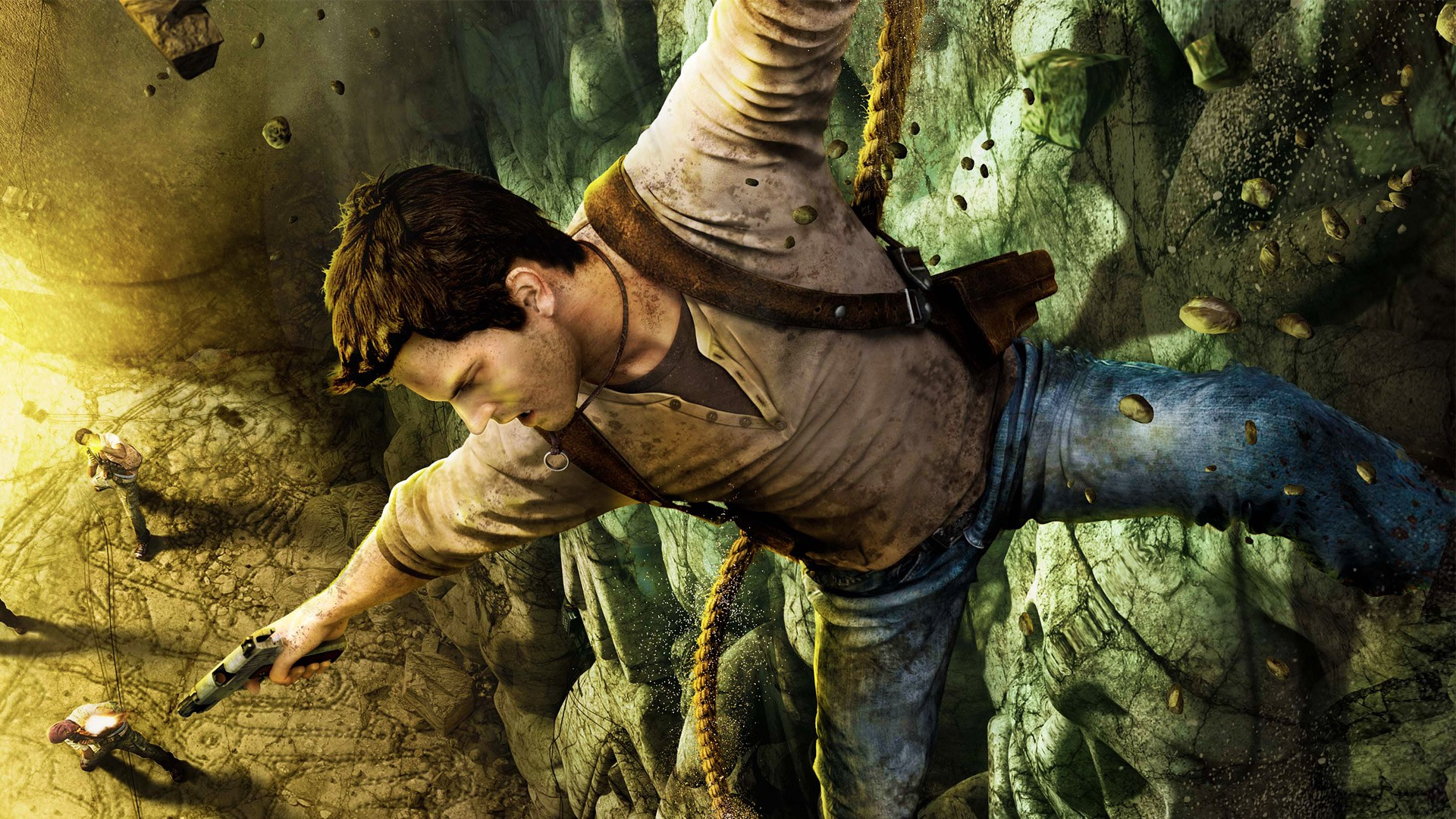uncharted wallpaper A6